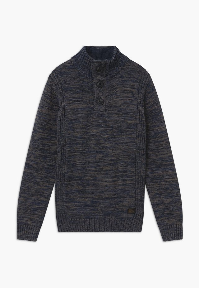 Strickpullover - deep navy