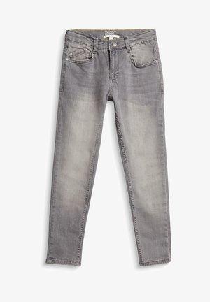 FASHION - Slim fit jeans - grey medium washed