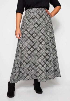 Maxi skirt - grey
