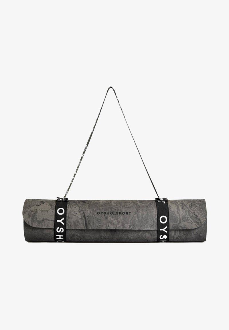 OYSHO - 5MM YOGA MAT - Fitness / Yoga - grey