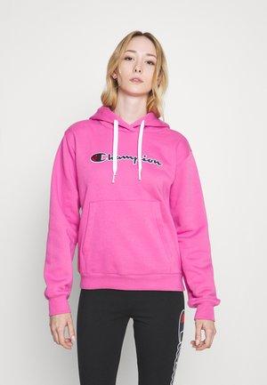 HOODED - Felpa - pink