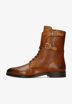 SUSAN - Veterboots - brown