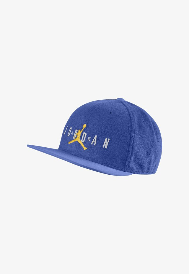 TERRY - Casquette - game royal/game royal/black/white