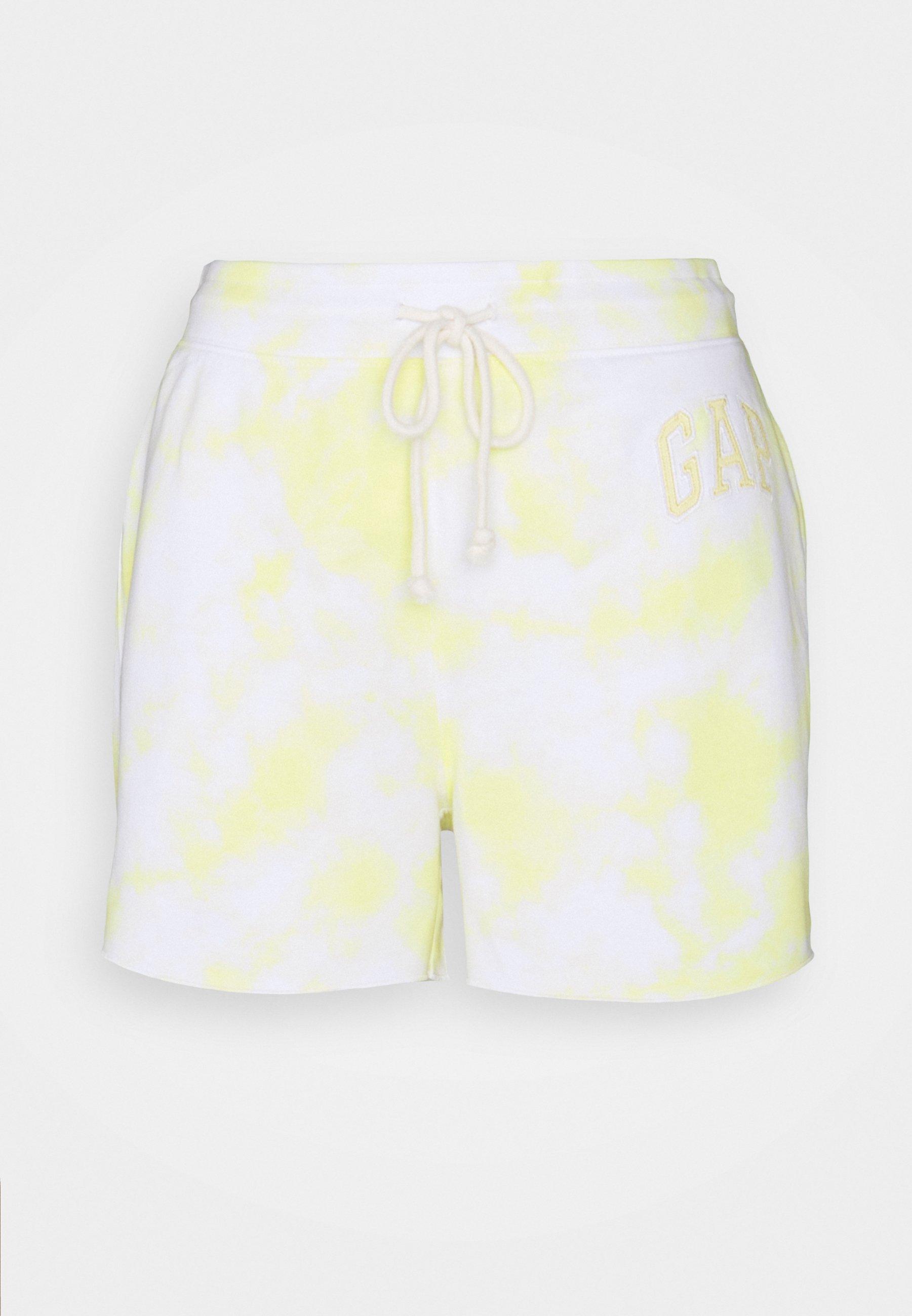 Femme HERITAGE  - Pantalon de survêtement - yellow