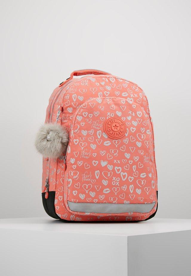 CLASS ROOM - Rugzak - hearty pink mett