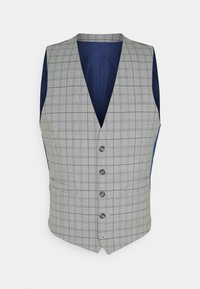 Isaac Dewhirst - THE FASHION SUIT PIECE CHECK - Completo - grey - 20