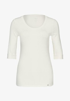 MIT 3/4 ÄRMELN - Long sleeved top - off-white