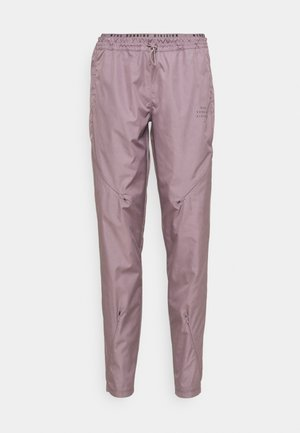 RUN PANT - Pantalones deportivos - purple smoke/black/gold