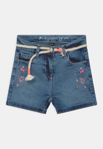 KID - Denim shorts - light blue denim