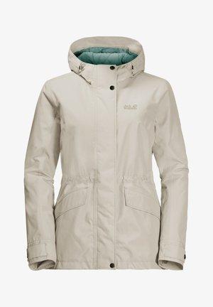 Winter jacket - dusty grey