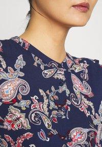 s.Oliver - KLEID - Shirt dress - eclipse - 6