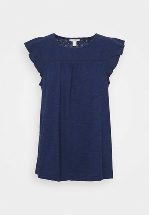 MIX - T-shirt con stampa - dark blue