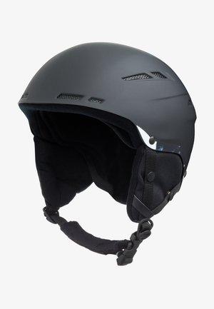 ALLEY OOP - Helm - true black inkstain