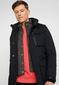 Schott - FIELD - Light jacket - black - 4