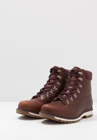 "Timberland - RADFORD 6"" D-RINGS BOOT - Schnürstiefelette - rust - 2"