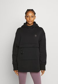 adidas by Stella McCartney - PULL ON - Hoodie - black - 0