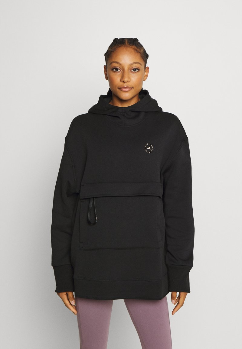 adidas by Stella McCartney - PULL ON - Hoodie - black