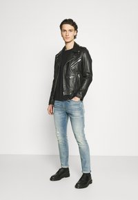 G-Star - LANCET SKINNY - Jeans Skinny Fit - vintage cool aqua - 1