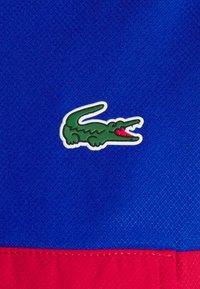 Lacoste Sport - TRACKSUIT - Tracksuit - lazuli/white/ruby - 9