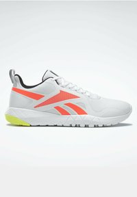 Reebok - FLEXAGON FORCE 3.0 MEMORYTECH - Obuwie do biegania treningowe - white - 6