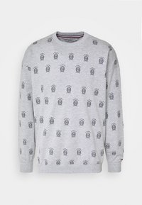 Tommy Hilfiger - Pyjama top - grey - 4