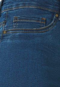 Vero Moda - VMJOY JUDY - Denim shorts - medium blue denim - 2