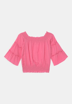 LENY - Blouse - bright pink
