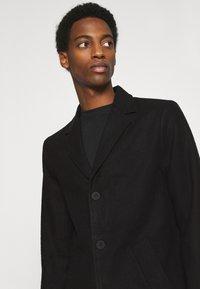 Solid - JACKET FAYETTE - Classic coat - black - 3