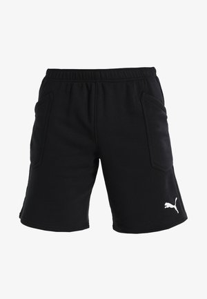 LIGA CASUALS SHORTS - Sports shorts - black/white