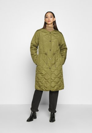 ARIANA - Płaszcz wełniany /Płaszcz klasyczny - khaki