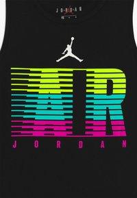 Jordan - BRAND GRAPHIC TANK - Top - black - 3