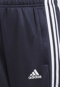 adidas Performance - MUST HAVES 3-STRIPES AEROREADY JOGGERS - Pantalones deportivos - blue - 3
