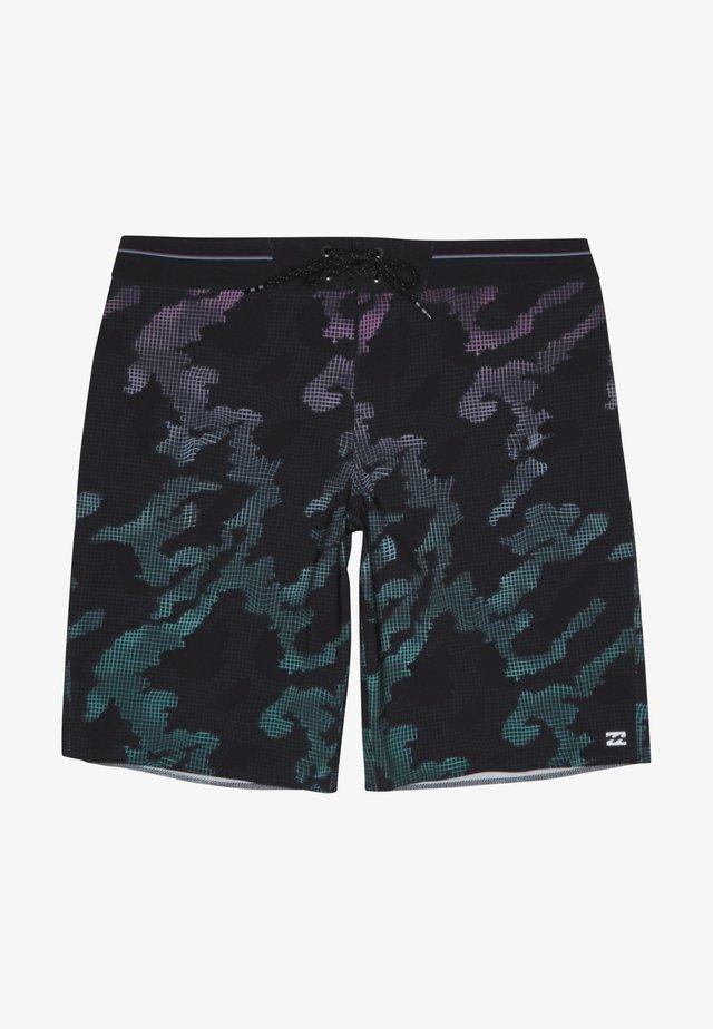 Shorts da mare - asphalt