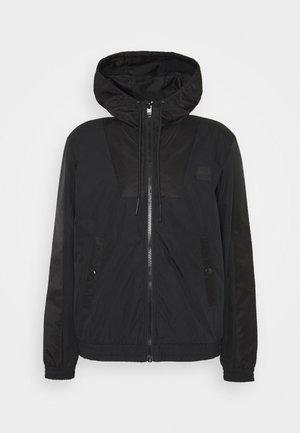 J-CARSON-KA JACKET - Light jacket - black