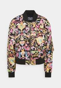 Versace Jeans Couture - LADY JACKET - Bomber Jacket - black - 0