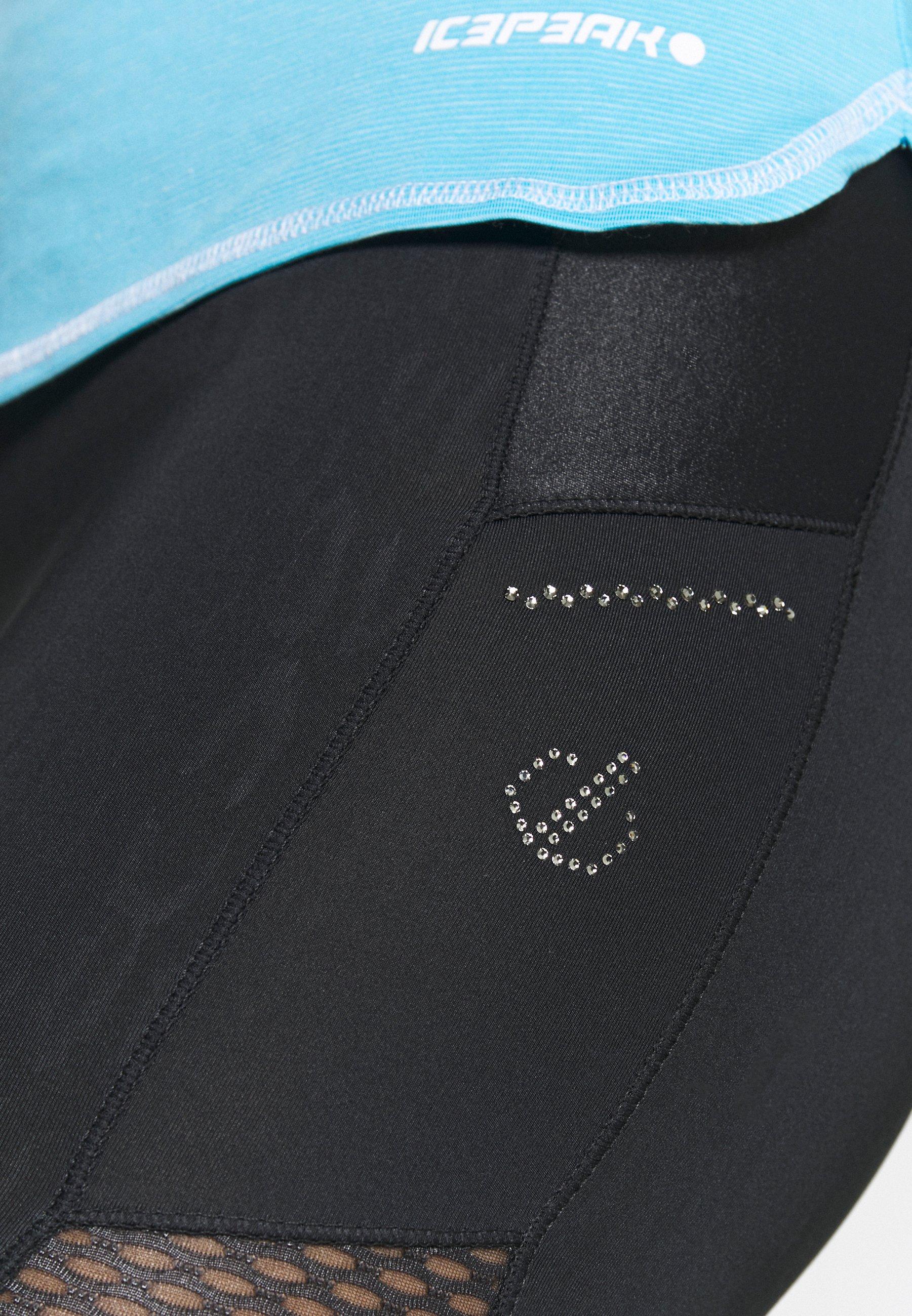 Femme SHINE BRIGHT SHORT - Collants