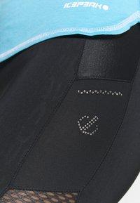Dare 2B - SHINE BRIGHT SHORT - Leggings - black cire - 4