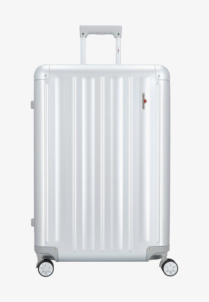 Hardware - Wheeled suitcase - silver