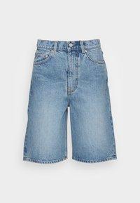 ARKET - Denim shorts - blue - 3