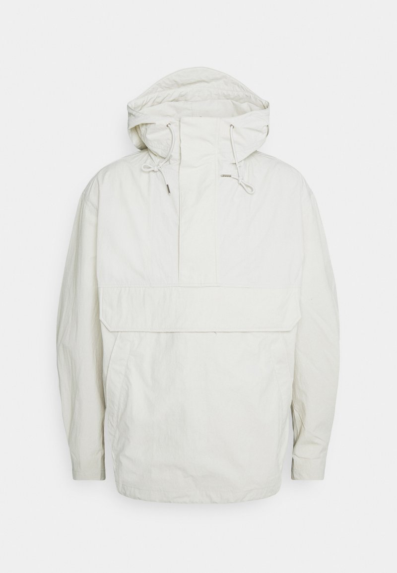 ARKET - WINDBREAKER - Lehká bunda - white