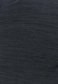 ONLY Play - ONPORLANA ZIP HOOD - Zip-up sweatshirt - black melange - 6