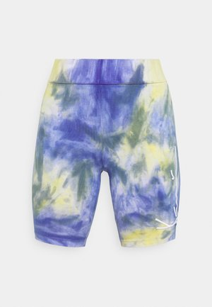 SIGNATURE TIE DYE CYCLING - Shorts - lilac
