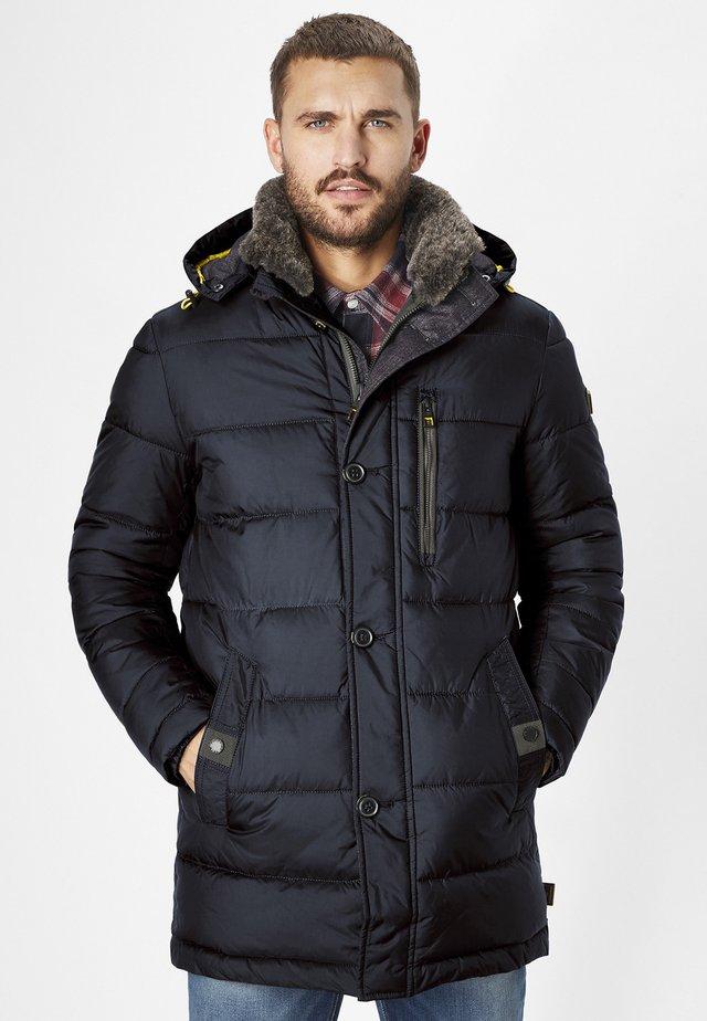 WARMER STEPP RAFF - Winter coat - navy