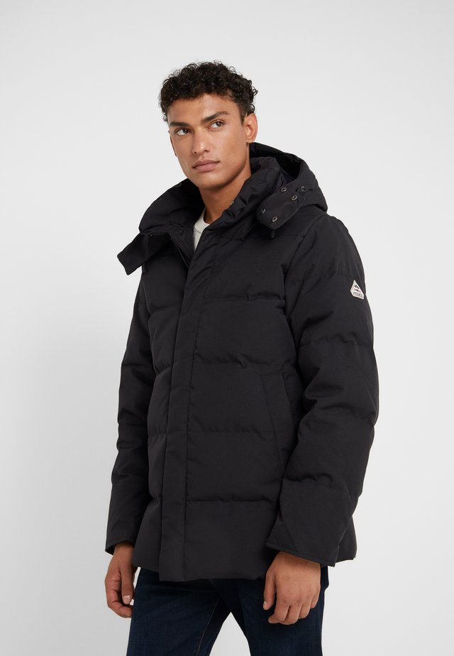 BELFORT - Down jacket - black