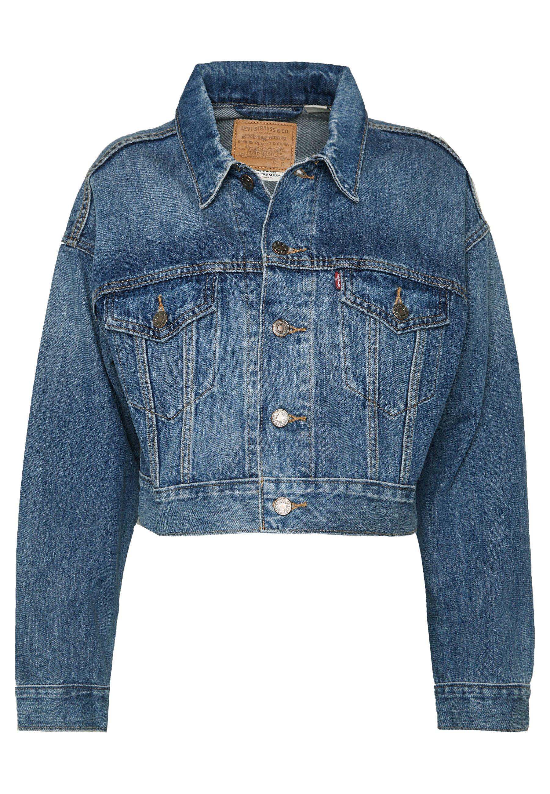 Veste en jean Levi's Denim Denim : 100% Coton Lavage en
