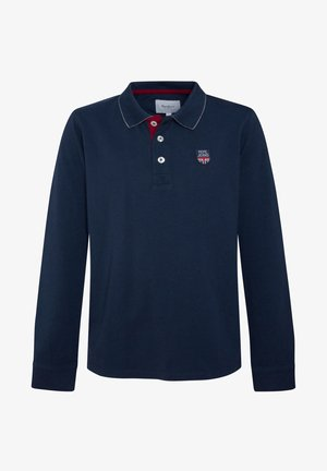PHILLIP - Polo shirt - azul marino