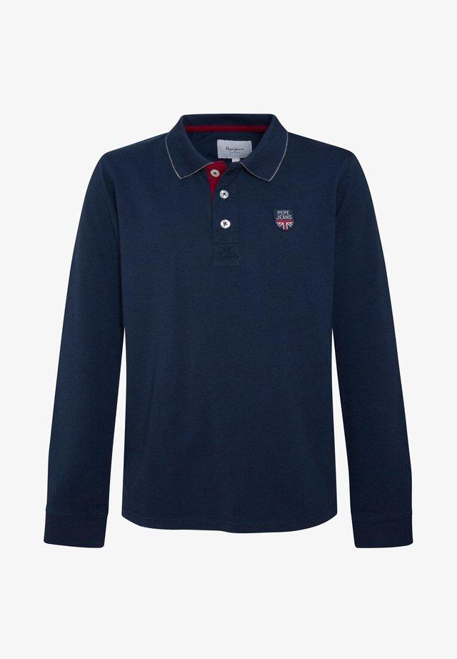PHILLIP - Poloshirt - azul marino