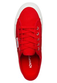 Superga - Sneakersy niskie - rouge / blanc - 1