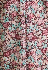YAS - YASTULIA DRESS - Day dress - rosewood/tulia - 2