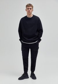 PULL&BEAR - Sweatshirt - black - 1